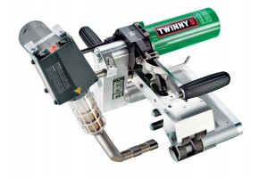 Twinny S, 230V/2300W, with testchannel and combiwedge, Euro-plug