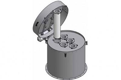 Mahuti ülerõhu filter tüüp S-AJ S-AJ