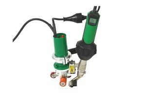 Triac drive PID, 40mm, semiautomatic hot air tool 230V/1700W