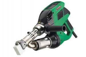 Weldplast S2 digitally regulated hand extruder 230V/3000W with Euro plug