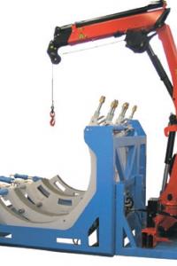 Widos Butt Welding machines for construction sites
