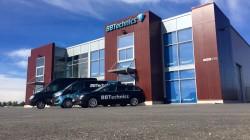 BBTechnics Baltic kolis uutesse ruumidesse