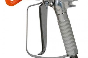 XTR Airless spray guns for protective coatings