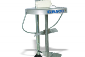 Graco Heavy Duty Back Geared Drum Agitator