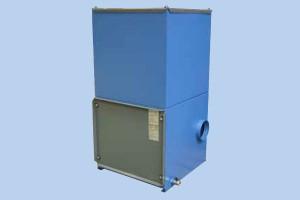Õliseparaator ventilaatoriga tüüp OUPA 510 - 1010