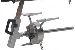 RTC 710 pipe scraper, 355-710 mm