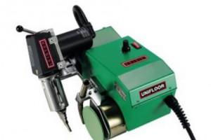 Unifloor S hot air welder 230V/2300W, Euro-plug