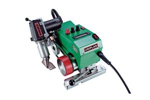 Uniplan E Hot air welding machine, 30mm, 230V/2300W with Euro-plug