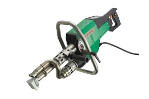 WELDPLAST S6 digitally regulated hand extruder 230V/5300W CEE 32A plug